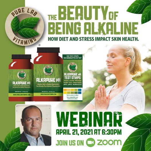 Beauty of Being Alkaline